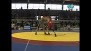 Mariusz Los (pol) - Aleksandar Kostadinov (bul) Wrestling