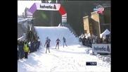 Рандъл и Голберг триумфираха на спринтовете в Лахти