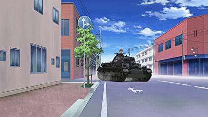 Girls Und Panzer - 4 [bg subs][720p]