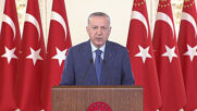 Belgium: Erdogan says revival of Greece-Turkey talks will lead to regional stability