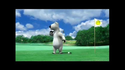 Polar Bear Golf
