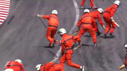 F1 Гран при на Монако 2013 - избрани моменти 2 [hd][fom]