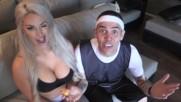 Забавни трикове с женски гърди от Steve-o