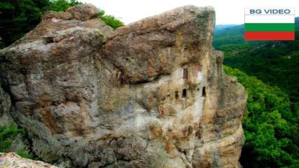 Змийският град в Родопите