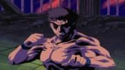 Бг Суб - Момичето самурай: Бойна академия - епизод 1