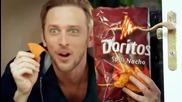 реклама на чипс Doritos