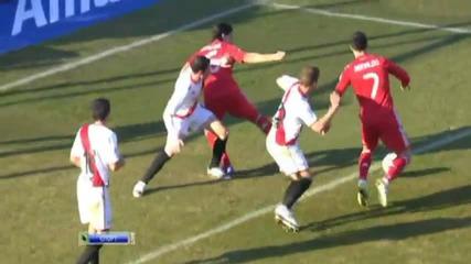 невроятен гол на Кристиано Роналдо