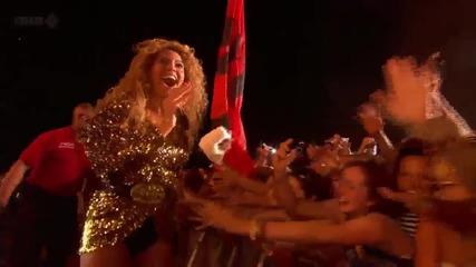 Beyonce - Halo (live 2011 - Hd)