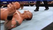 Wwe Backlash 2008 John Cena Vs Randy Orton Vs Triple H Vs Jbl Fatal 4 Way Wwe Championship Part 3