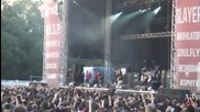 Soulfly - Walk / Arise / Dead Embryonic Cells (loud Festival Sofia)