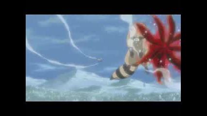 Kage`s Summit & Killer Bee vs Kisame