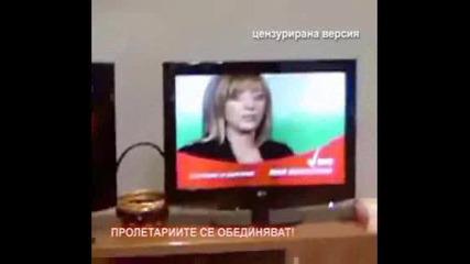 Порно в предизборния щаб на Бсп