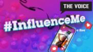PROMO #InfluenceME с Ева: от 2-ри октомври, 16:00 часа, по The Voice TV