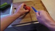 Как да наточим кухненски нож
