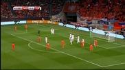 Холандия 1:1 Турция ( квалификация за Европейско първенство 2016 ) ( 28.03.2015 )