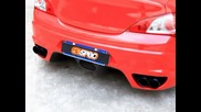 Hyundai Rohens Coupe A Spec Full Exhaust System
