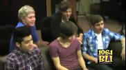 One Direction - Интервю за Long Island with Bli - Nyc
