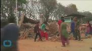 Nepal's Death Toll Passes 6,100