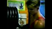 16 years old bodybuilder
