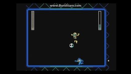 Rockman 7 fc revulition Tournament Mode Magnet Man Lost World част 1