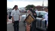 Уникална икона ще остане за 24 часа в Несебър за поклонение