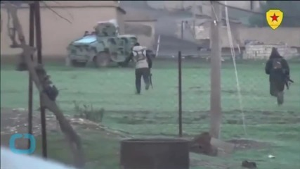 Kurds Advance Against Islamic State in Northeastern Syria
