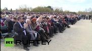 Germany: 'Never again' - Steinmeier speaks 70 years after Sachsenhausen liberation