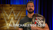 WWE accepts the All In Challenge