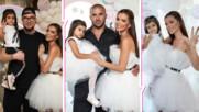 Звезден рожден ден за Паола: Дъщерята на Преслава стана на 3 г.! Куп звезди на празника