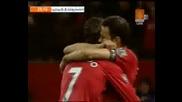 23.09 Манчестър Юнайтед - Мидълзбро 3:1 Кристиано Роналдо гол