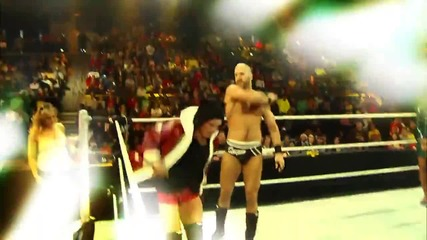 Cesaro & Tyson Kidd Entrance Video