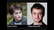 Хари Потър - Снимки с Героите от филма след няколко години