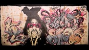 Murs - Can It Be [Time Lapse Mural] (Оfficial video)
