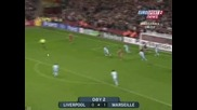 Марсилия Изненада Ливърпул На Анфилд 1:0