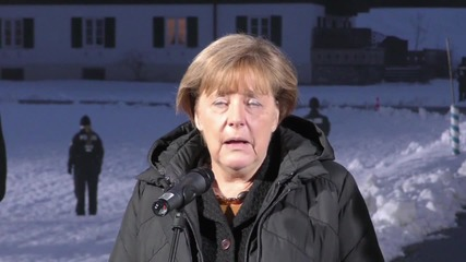 Germany: Merkel hopes to achieve 'noticeable reduction in the flow of refugees'