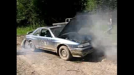 Mazda 626ga 2.2 12v На Прекъсвач