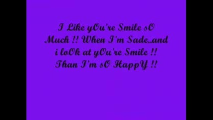 Bill Kaulitz Sweetest Smile !