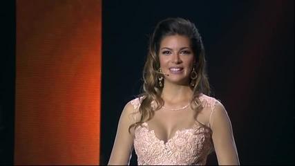 Irena Djurisic - Lep kao bog - (Live) - ZG 2014 15 - 27.09.2014. EM 2.