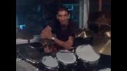 Веско Риков - Acoustic Drums - Sonor - S - Klass Vbox7