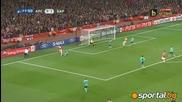 Арсенал 2:1 Барселона 16.02.2011