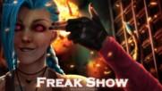 Epic Rock - Freak Show by Dead Posey