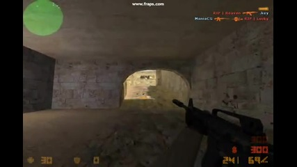 Counter Strike 1.6 movie