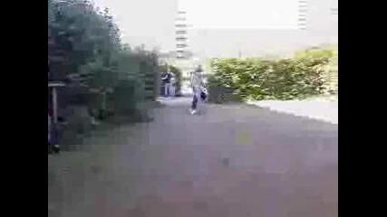 Street Tricking