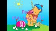 Мечо Пух - Снимки Със Забавна Песничка