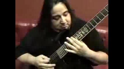 Dino Cazares Guitar Jam