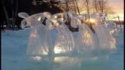 20 снимки от лед и красива музика