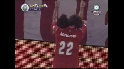 Супер гол от центъра в Аржентина
