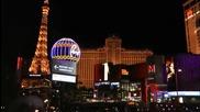 Нощна разходка из центъра на Лас Вегас - казина, стриптизьори и още нещо