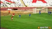 21 Юни 2009 г. Купа на България 1/2 финал (юноши 90): цска - Левски 0:3