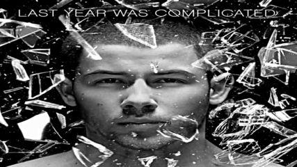 •2016• Nick Jonas - The difference ( Audio )